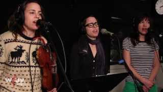 "The Haden Triplets - ""Single Girl, Married Girl"" (Live at WFUV)"