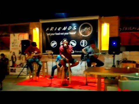 Jungle Theory Project - Join Kopi (Blackout Cover) live @Friends Caffe