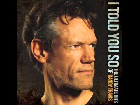 """Randy Travis - """"Forever and Ever, Amen"""" OFFICIAL AUDIO"""
