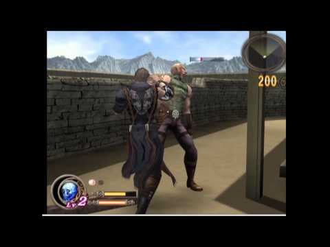 GOD HAND - PC GAMEPLAY - 60fps - 2560 x 1440 Res