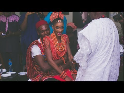We Went to Lagos for Our Wedding (EDO WEDDING, TRAVELING TO BENIN CITY, & MORE)