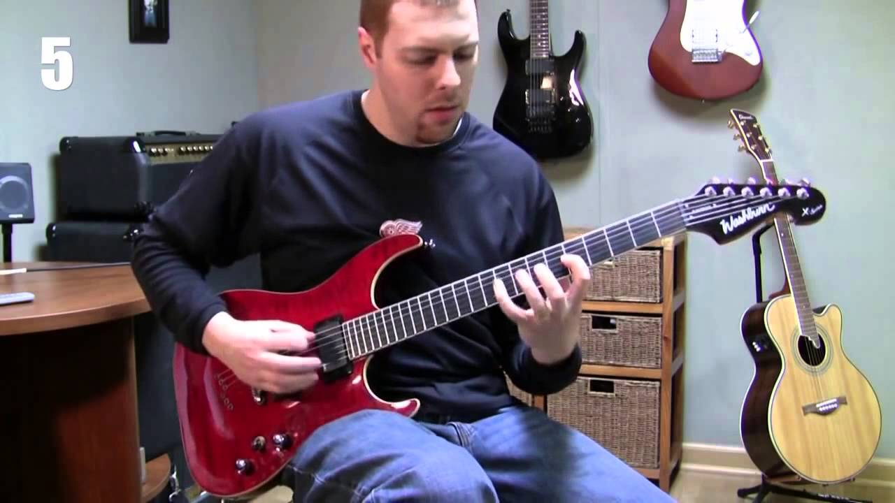 top 10 metal guitarists on youtube youtube. Black Bedroom Furniture Sets. Home Design Ideas