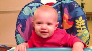 Happy Baby Family 😛 😜 😝 Funniest Baby Family Moments 👉🏽 Funny Baby Video🧸