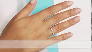 Обручальные кольца из платины: обзор, характеристики, видео