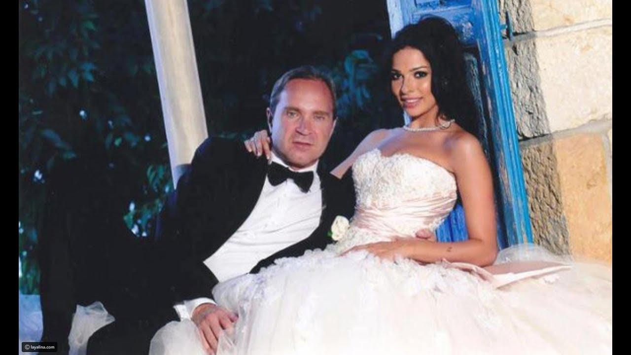 زوج نادين نسيب نجيم يقتحم جلسة تصويرها Youtube