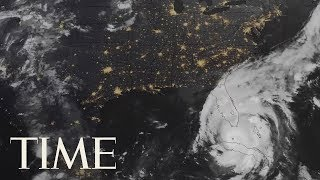 See Hurricanes Irma And Jose From Space: Jose Could Be Following Directly In Irma's Footsteps | TIME