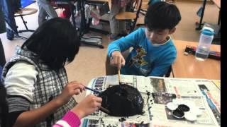 How to Make Aztec Masks