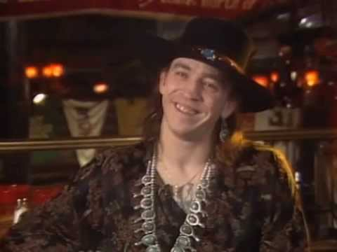 Stevie Ray Vaughan - Interview Part 3 - 1/1/1985 - Lone Star Cafe (Official)