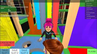 ME playing Roblox story generator📚📚📚📚