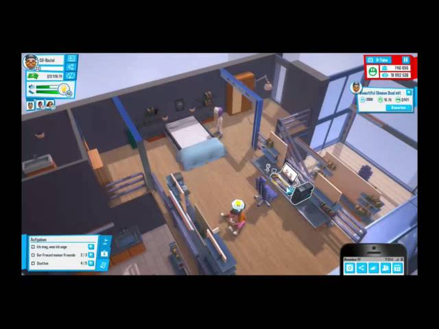 Let's Play Youtubers Life | Wir nähern uns der 1 Mio | Folge #025