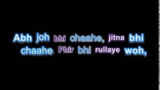Bilal Saeed NEW SONG Mohabbat Yeh 2015 Lyric Video!!! FILM: Ishqedarriyan