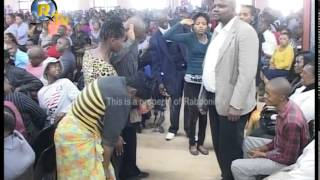 Rabboni MInistries - Lesego Daniel -  Pastor received spiritual gift to perform miracles