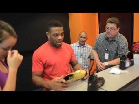 Designing The ASICS Jordan Burroughs Elite Wrestling Shoe