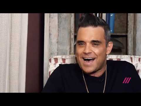 Robbie Williams Interview Russia