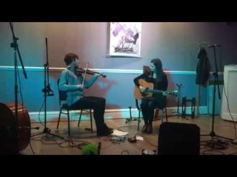 Ryan Young and Jenn Butterworth Scottish Reels
