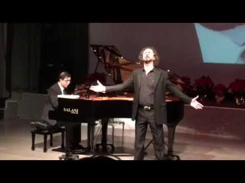 Per una cabeza Fabio Armiliato live teatro Centofiori Bologna