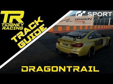 [GT Sport] - Dragontrail Track Guide