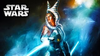 AHSOKA'S BRIGHT FUTURE!  Star Wars Spin Off Movie and TV Mini Series!  Exciting New Rumors!