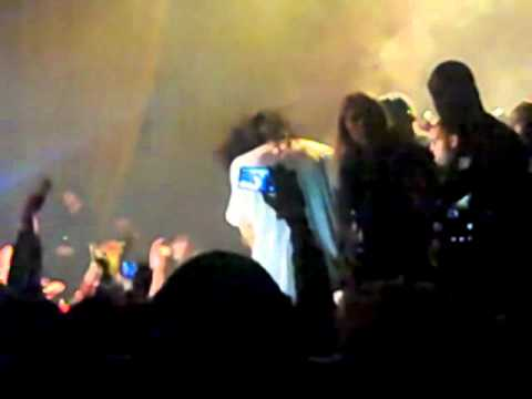 WAKA FLOCKA FLAME PERFORMS BUSSIN AT EM LIVE IN SEATTLE,WA