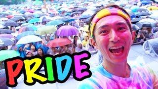 LGBT85,000人!これが韓国ソウルのゲイパレード!PRIDE in SEOUL
