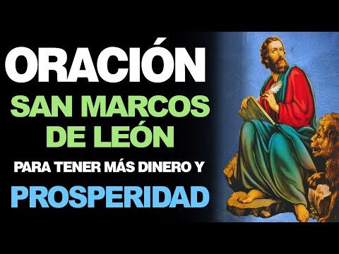 🙏 Oración a San Marcos de León para TENER MÁS DINERO Y PROSPERIDAD 💵