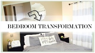 How to Decorate a Small Bedroom - Room Decorating Ideas and Makeover