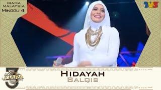 3 Juara | Hidayah |Irama Malaysia |Minggu 3