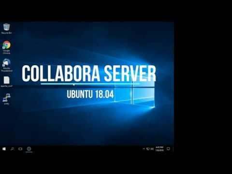 How To Install Collabora on Ubuntu 18.04 with Nextcloud