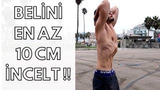 BEL İNCELTME PROGRAMI | YANLARINDAN DERHAL KURTUL !!