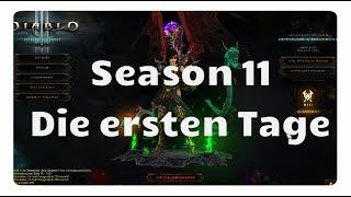 Diablo 3: Die ersten Tage in Season 11 (Tipps & Tricks, Community)