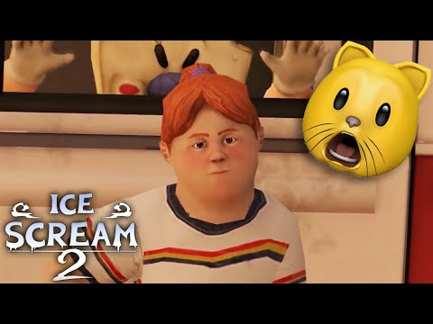 The FAT KID'S SISTER Got Kidnapped?!   ICE SCREAM 2 OUT NEXT WEEK