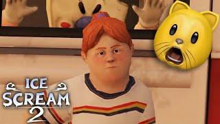 The FAT KID'S SISTER Got Kidnapped?! | ICE SCREAM 2 OUT NEXT WEEK