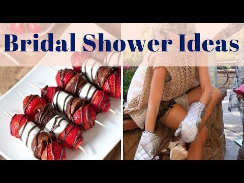 Bridal Shower Ideas 100+ Bridal Shower DIY Ideas 2019