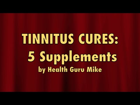 tinnitus-cures:-5-supplements-to-cure-tinnitus