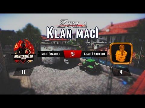 Zula Klan Savaşları - NightCrawler vs AdaLeT#NamLuda