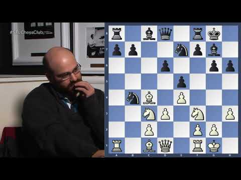 Quang Liem Le vs. Daniil Dubov, Gibraltar 2017 | Secret Life of Pawns - GM Josh Friedel