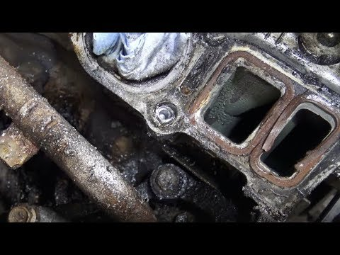 How to remove broken bolt in deep / recessed hole