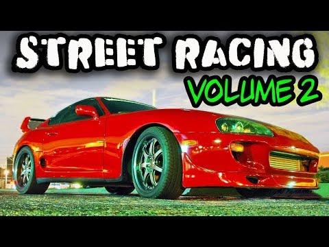 Over 2 HOURS of Street Racing - 1320Video Volume 2!