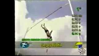 M Pole Vault - Sergey Bubka - 6.14m - Sestiere (Ita) - 1994 - World Record