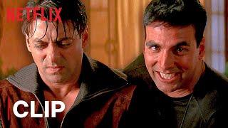 Salman Khan & Akshay Kumar's Rivalry | Wicked Sunny | Mujhse Shaadi Karogi | Netflix India