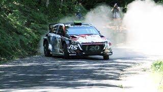 Rallye du Rouergue 2017 Shakedown Best of with Hayden Paddon