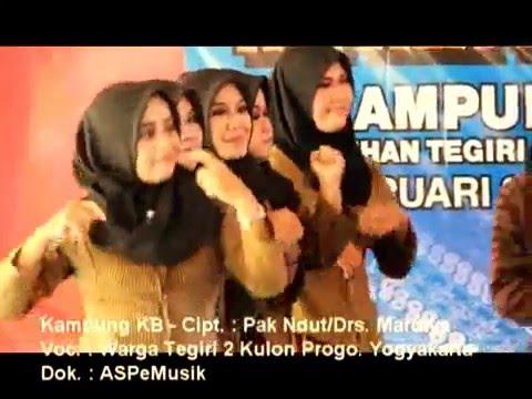 Kampung KB. Cipt: Pak Ndut/Drs Mardiya - Dok: ASPeMusik