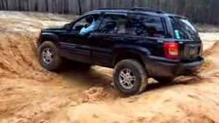 wj jeep offroad
