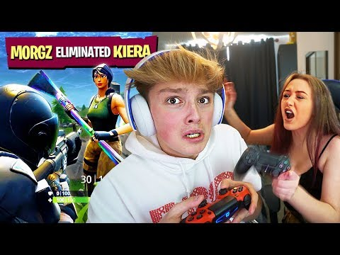 FORTNITE DUOS w GIRLFRIEND turns into REAL BREAKUP Gone Wrong