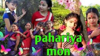 o pahariya Mon // cover dance
