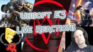 Ubisoft E3 2019 Live Show RivalBoss Reactions