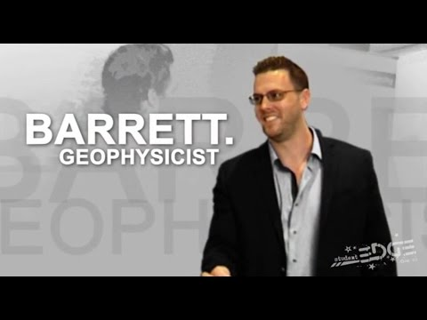 I Wanna Be a Geophysicist