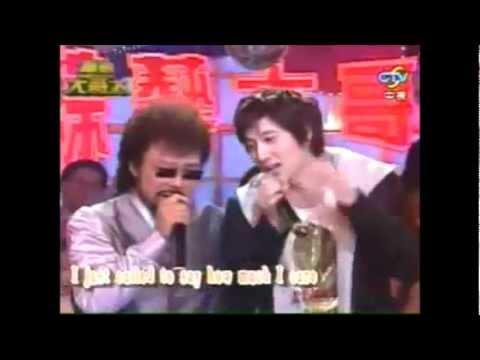 MUSIC MAN (LeeHom)  - English songs
