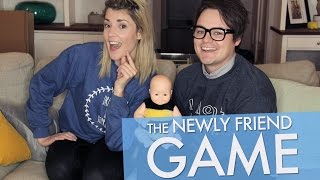 NEWLY FRIEND GAME w/ MITCHELL DAVIS // Grace Helbig