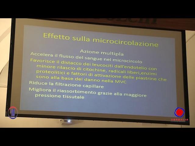 IL RUOLO DELLA TERAPIA ELASTOCOMPRESSIVA - F. Conti